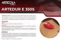 Artedur E 3505