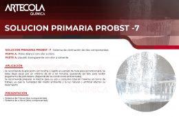 SOLUCION PRIMARIA PROBST -7