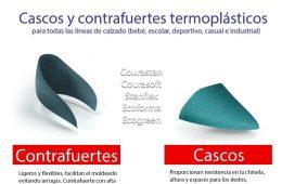 CASCOS Y CONTRAFUERTES