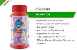 Pigmentos Colorset