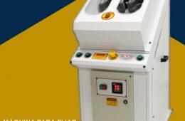 08. Máquina para fijar punta de acero de dos puestos – ERPS (Brasil)
