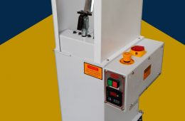 10. Máquina para calzar el corte en la horma – ERPS (Brasil)