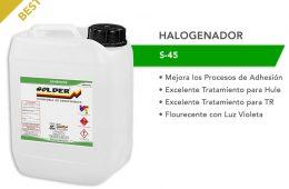 HALOGENADOR S-45