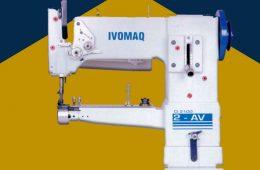 19. Máquina Ribeteadora 2AV / 4AV – IVOMAQ (Brasil)