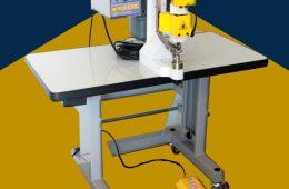 14. Máquina automática para aplicar ojales (Metal y plástico) – KEHL (Brasil)