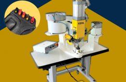 13. Máquina para aplicar ganchos – KEHL (Brasil)