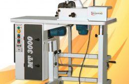 13T. Máquina desbastadora de piel, sintéticos y otros. MT 3000 CF