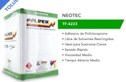 Adhesivo TF-4223