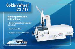 Golden Wheel CS 747